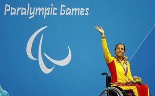 Teresa Perales: ´las ayudas al deporte paralímpico aún están a años luz´