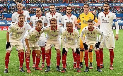 El Sevilla quiere seguir acumulando victorias.
