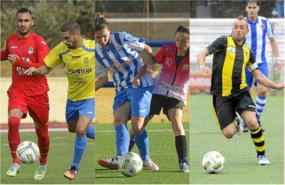 No te pierdas la guía del Fútbol Sevillano para este fin de semana.