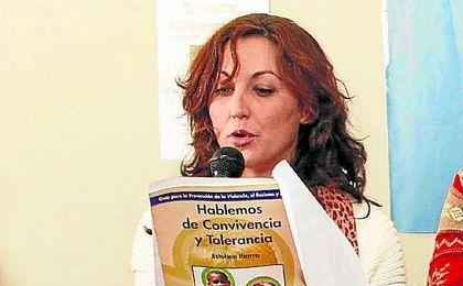 Marga González Muñoz: Movimiento contra la Intolerancia