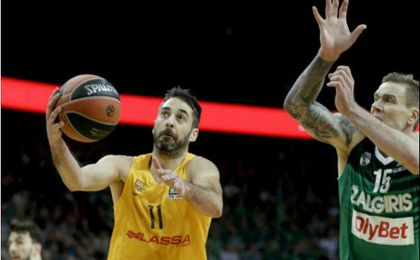 (89-85) Zalgiris- Barcelona Lassa: El conjunto catalán se aleja de los 'playoff'