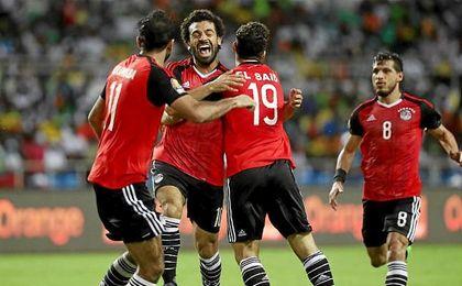La Egipto de Héctor Cúper, primera finalista de la Copa de África 2017