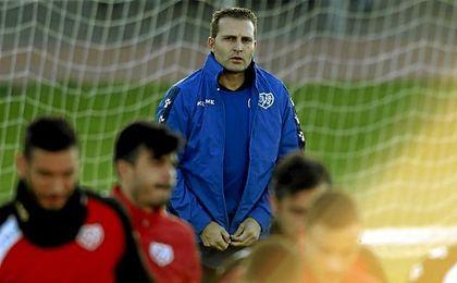 Baraja, entrenador del Rayo, habla sobre el 'caso Zozulya'