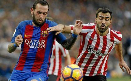 El Barça se mantienen en la pelea liguera tras ganar (3-0) al Athletic