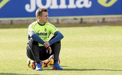 El Villarreal recupera a Cheryshev ante el Sevilla