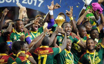 Camerún se venga de Egipto y conquista la Copa África