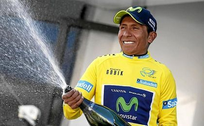 Nairo Quintana conquista la Volta a la Comunidad Valenciana