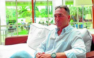 Óscar Garvín, presidente de la CCT, no descarta la huelga