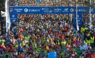 El maratón de Sevilla bate récord de participación y apuesta por obtener la categoría ´Oro´