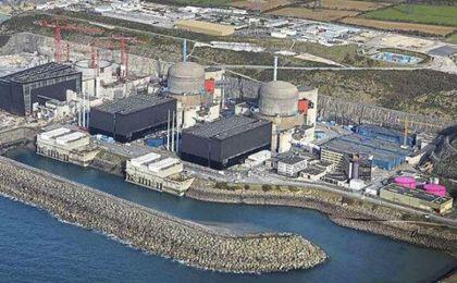 Explosión en una central nuclear de EDF en Flamanville, en el norte de Francia