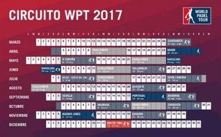 Andorra, Portugal, Argentina y Estados Unidos, sedes internacionales del World Padel Tour en 2017