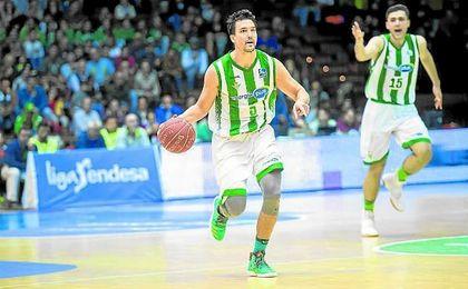 Alfonso Sánchez ve clave el duelo contra Estudiantes.