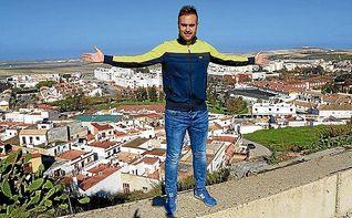 Juan Cala, sobre el Antoniano-Lebrijana: ´Es como un Sevilla-Betis en pequeño´