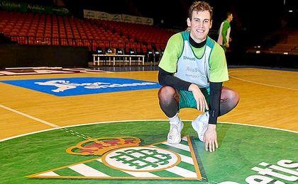 Radicevic posa para ESTADIO, el serbio ha superado en esta temporada su tope anotador en ACB e igualado el de asistencias.
