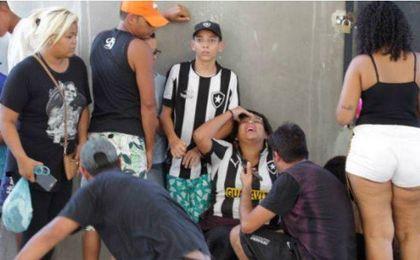Una pelea entre hinchas deja un muerto y varios heridos en Río de Janeiro