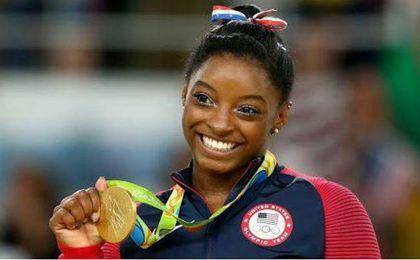 """Biles: """"Serena es una inspiración"""""""