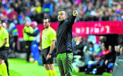 La soledad de Luis Enrique en el Barça