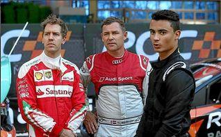 Wehrlein (Sauber) se perderá el primer test de pretemporada por problemas de espalda