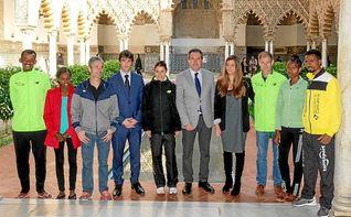 14.000 corredores baten el récord de participación de la Zurich Maratón Sevilla