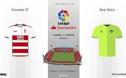 FINAL | Granada 4-1 Betis