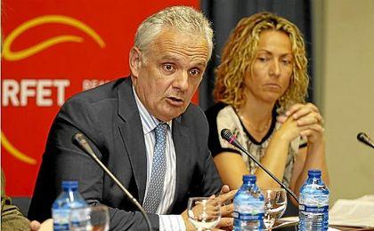 La Audiencia Nacional rehabilita a Escañuela como presidente de la RFET.
