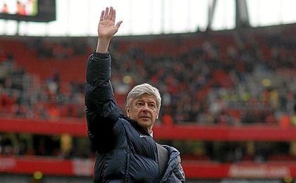 Probablemente, Wenger salga del Arsenal en verano.