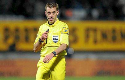 El francés Clément Turpin pitará el Sevilla-Leicester