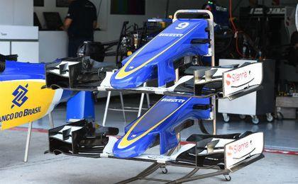 El C36 será el nuevo monoplaza de Sauber.
