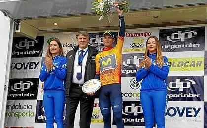 Valverde amarra su quinta Ruta del Sol