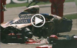 Salen a la luz unas imágenes inéditas del accidente de Senna 23 años después