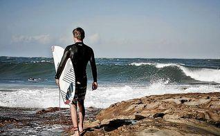 El surf, un deporte cada vez más demandado
