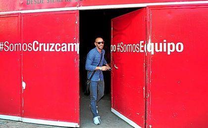 Monchi quiere ver al Sevilla entre los ochos mejores de Europa.