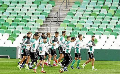 La afición podrá apoyar al equipo la misma mañana del derbi.