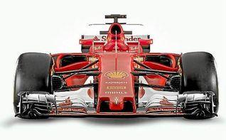 Ferrari desvela el ´SF10H´ para Vettel y Raikkonen en el mundial de Fórmula 1