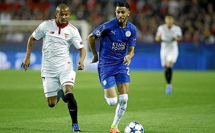 El Sevilla llevaba tiempo sin patrocinador principal.