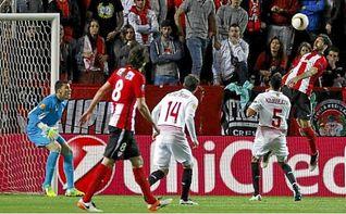 El Athletic ha puntuado en tres de sus últimas siete visitas al Sánchez Pizjuán