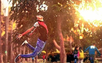¿Por qué es importante la seguridad cuando se juega al fútbol?