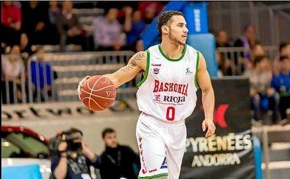 Shane Larkin (Baskonia), el mejor jugador de febrero