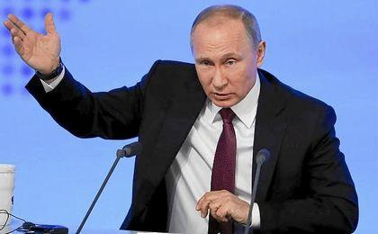 Putin admite fallos en los sistemas de control antidopaje.