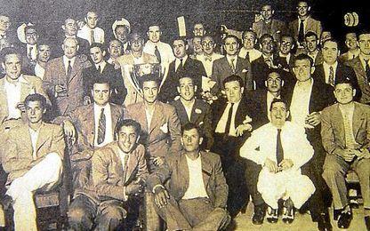 El Betis campeón de Liga.