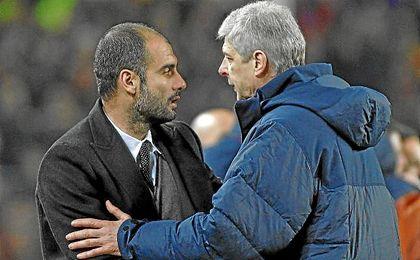 Wenger quiere seguir en el Arsenal.