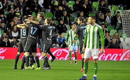 Adán se ha mostrado crítico con los goles encajados.