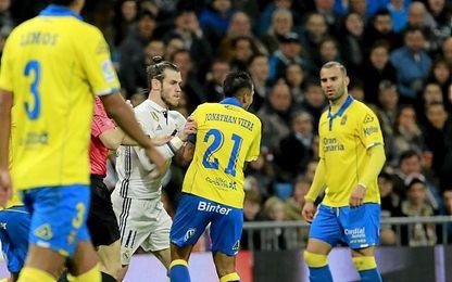 La acción de la expulsión de Bale.