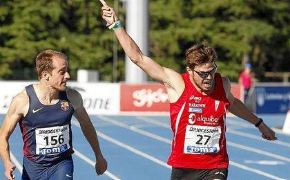 Tres españoles clasificados para las semis de 400