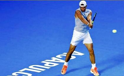 Nadal tira de experiencia y pone rumbo a semifinales