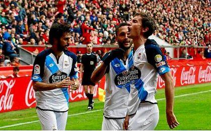 Sporting 0-1 Deportivo: Mosquera deja a los de Rubi tocados