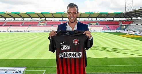 Van der Vaart ha dejado de ir convocado.