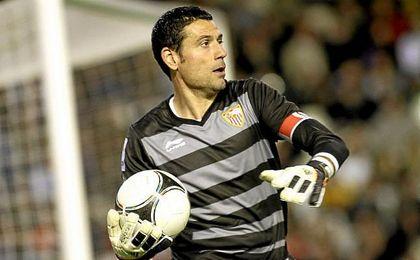 El exportero del Sevilla habló sobre el equipo.