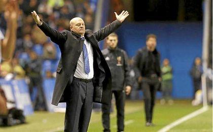 Pepe Mel ha perdido los tres partidos que ha dirigido contra el Betis