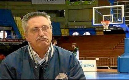 """Pesquera rememora el """"estreno con muchos nervios"""" del CB Sevilla en la ACB"""